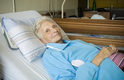 Стационар для ухода за лежачими больными