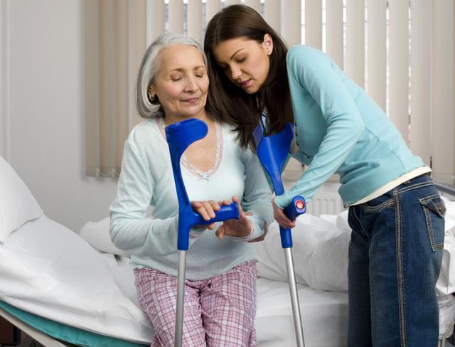 уход за больным с переломом шейки бедра