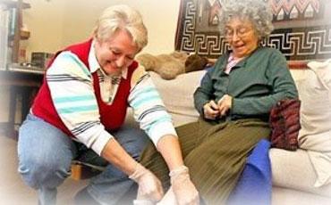 профессиональный уход за больными на дому