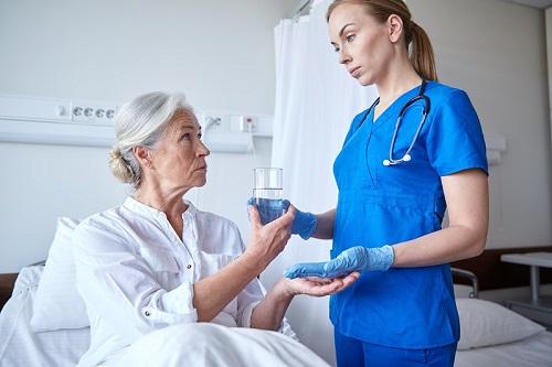 Уход за лежачими больными в стационаре цены дом престарелых в санатории им горького